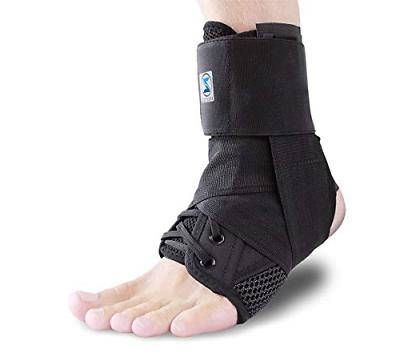 Zenith Ankle Brace, Lace Up For Wrap