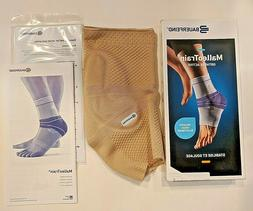 Bauerfeind MalleoTrain Active Ankle Support Brace, Natural C