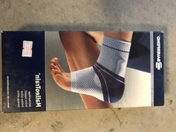 Bauerfeind MalleoTrain Active Ankle Support Brace Sleeve - S