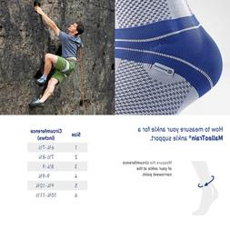 Bauerfeind Malleotrain Ankle Support Brace Helps Stabilize T