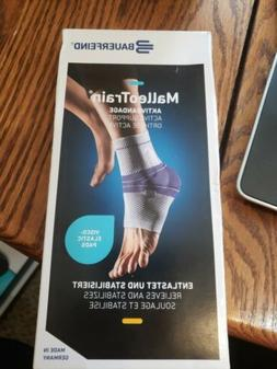 Bauerfeind MalleoTrain Ankle Support Brace Size 5 left