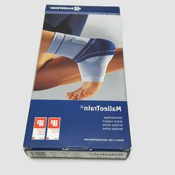 Bauerfeind Malleotrain  Ankle Support Brace Size 6 Left Blac