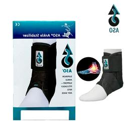 Med Spec ASO  Ankle Stabilizer Ankle Brace Lace up