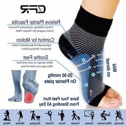 Medical Ankle Compression Socks Support Stockings Men's Wome
