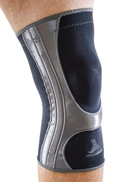 Mueller Sports Medicine Hg80 Knee Support, Black, Medium
