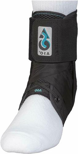 Med Spec ASO Ankle Stabilizer Large Black 264015 New In Box