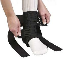 "MedSpec EVO Speed Lacer ASO Ankle Brace : Black Small 11"" -"