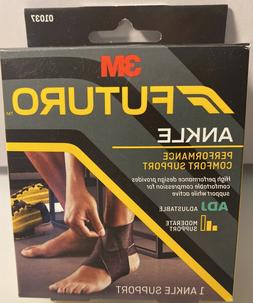 moisture control ankle support