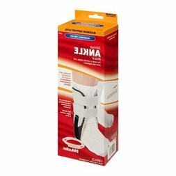 Mueller Stirrup Ankle Brace, White, One Size Fits Most
