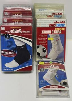 New Mueller Sport Care High Performance Lace Up Ankle Brace,