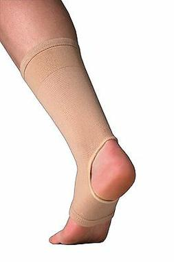NEW Thermoskin Elastic Ankle Support  Beige  Small S