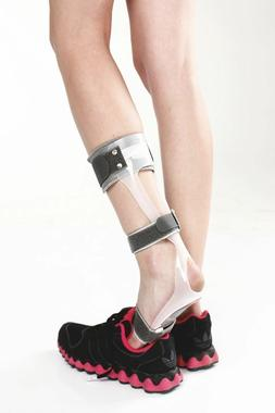New White Drop Foot Brace Ankle Foot Orthosis Freedom Walk A