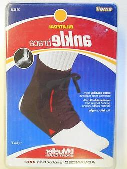NOS Mueller Sports Ankle Brace Small Size Men's 7-9 Lace-up