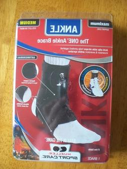 MUELLER THE ONE ANKLE BRACE BLACK SMALL
