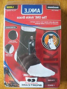 MUELLER THE ONE ANKLE BRACE BLACK EXTRA LARGE