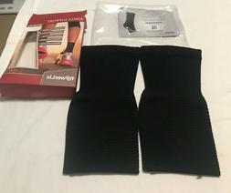 PowerLix Pair Ankle Brace Compression Support Sleeve  Injury