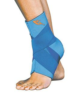 Palumbo Dynamic Ankle Stabilizer Ankle Stabilizer, Left, X-L