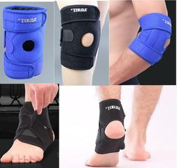 Patella Ankle Elbow Knee Support Brace Stabilizer Strap Wrap