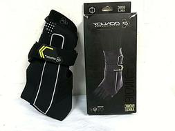 performance bionic ankle support brace left foot