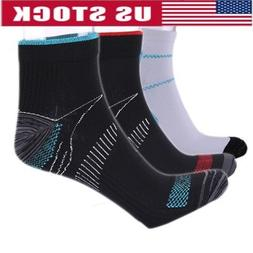 Plantar Fasciitis Arch Support Compression Ankle Brace Sock