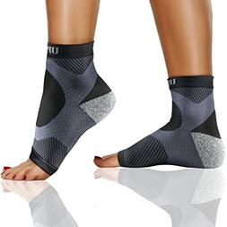 Plantar Fasciitis Socks, Ankle Compression Sleeve Brace, for