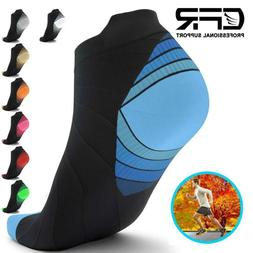 Plantar Fasciitis Socks Ankle Compression Brace Arch Support