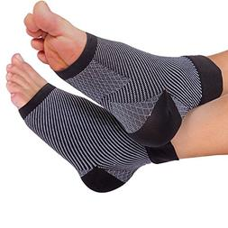 Plantar Fasciitis Compression sleeves - Better than Night Sp