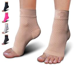 Plantar Fasciitis Socks with Arch Support for Men & Women -