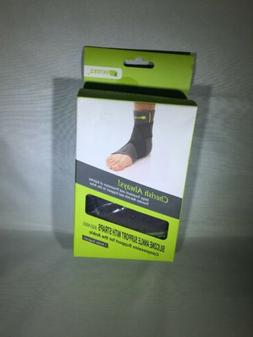 Senteq Silicone Ankle Compression Support with Straps SQ2-N0