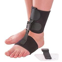 Soft AFO Foot Drop Brace | Ankle Foot Orthosis with Dorsifle