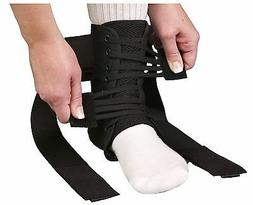 ASO Speed Lacer Ankle Brace Stabilizer Support Guard Brand N
