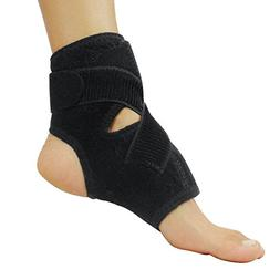 Vive Sprained Ankle Brace - Foot Support for Men and Women -