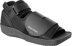 ProCare Squared Toe Post-Op Shoe, Small