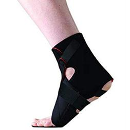 Thermoskin 081579804 Foot Stabilizer, Black, Large