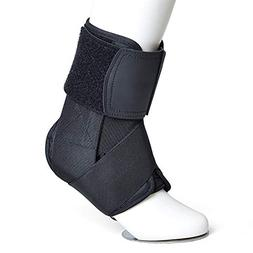 Ankle Brace Support Lace Up Sprain Protects The Foot from Sp