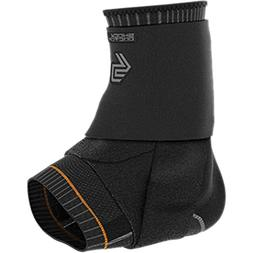 Shock Doctor Ultra Compression Knit Ankle Support w/Gel Supp