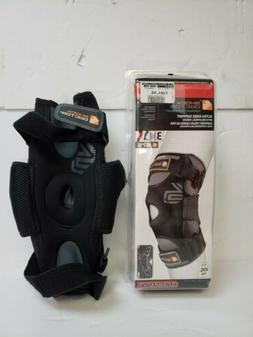 Shock Doctor Ultra Knee Support With Bilateral Hinges - Blac