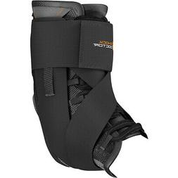 Shock Doctor Ultra Wrap Lace Ankle Support Brace - Black