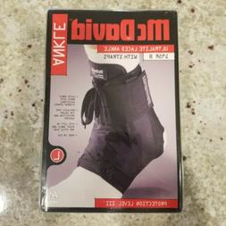 McDavid Ultralight Ankle Brace with Straps195R- Large -Fits