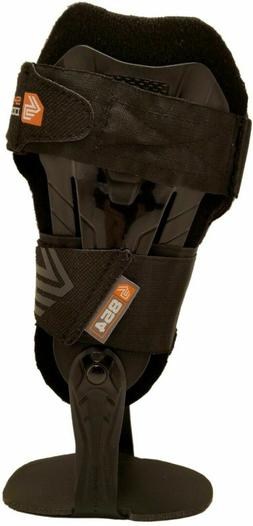 Shock Doctor V-Flex Ankle Brace, Black, Medium