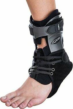 DonJoy Velocity ES  Ankle Brace: Standard Calf, Right Foot,