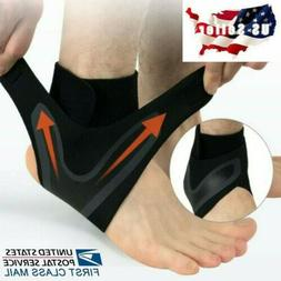 WALK-HERO THE ADJUSTABLE ELASTIC ANKLE BRACE - FREE SHIPPING
