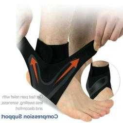 WALK-HERO THE ADJUSTABLE ELASTIC ANKLE BRACE SUPPORT THE ORI
