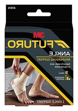 Futuro Wrap Around Ankle Support, Moderate Support, Small