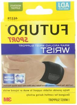 Futuro Sport Wrap Around Wrist Support, Moderate Support, Ad