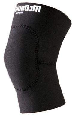 McDavid Wrestlers Knee Pad Black Small - McDavid 410R-BS-S
