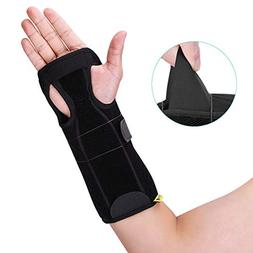 Children Wrist Support Brace Fits Both Hands Help with Carpa
