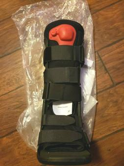 ProCare, XcelTrax,Tall Air Ankle, Walking Brace size  X Smal