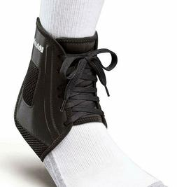Mueller XLP Ankle Brace, Black, Small, Women's 8-10, Men's 7