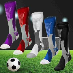 Youth Compression Running Socks Ankle Brace Arch Wrap Stocki